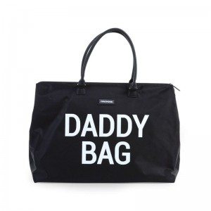 Childhome - Torba Daddy Bag - Czarna