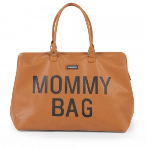Childhome -  Torba Mommy - Bag Brązowa