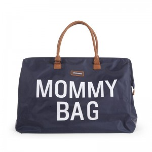 Childhome - Torba Mommy Bag - Granatowa