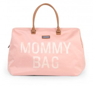Childhome - Torba Mommy Bag - Różowa