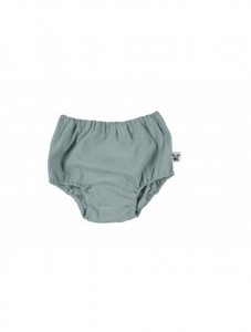 Malomi Kids - Bloomers Old Green Washed Cotton