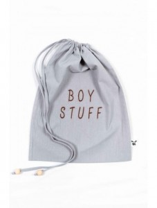 Malomi Kids - Woreczek Boy Stuff - Grey